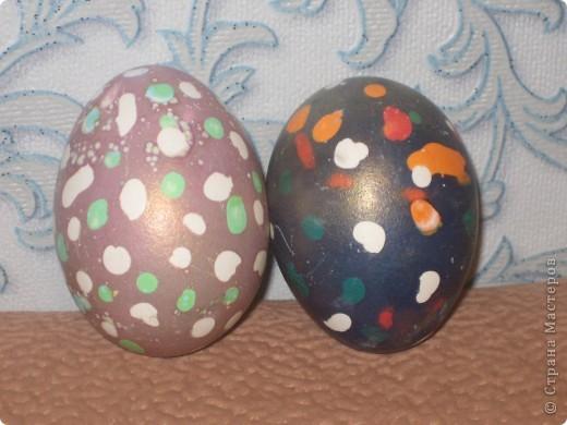 Добрый всем вечер. Скоро Пасха. Все красят яйца, я не исключение. Все техники пробовала впервые. Вот что получилось. Все вместе. фото 11