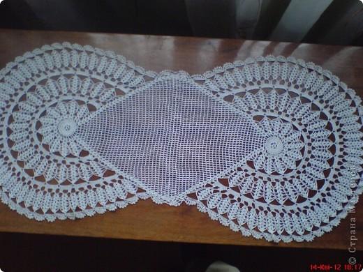 Салфетка на столик фото 1