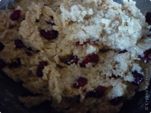 На мой взгляд  это самый удачный рецепт овсяного печенья. Печется легко и без яиц.  фото 6
