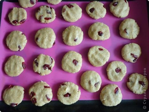 На мой взгляд  это самый удачный рецепт овсяного печенья. Печется легко и без яиц.  фото 7