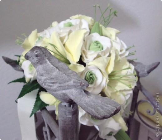 Свадебные лилии фото 3