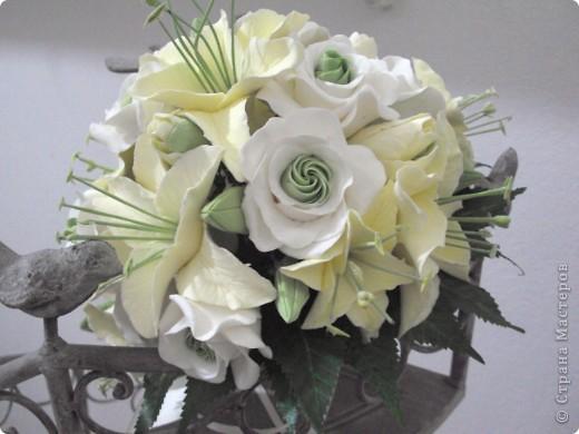 Свадебные лилии фото 2