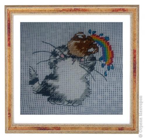 кот водолей из серии знаки зодиака от Маргарет Шерри фото 1