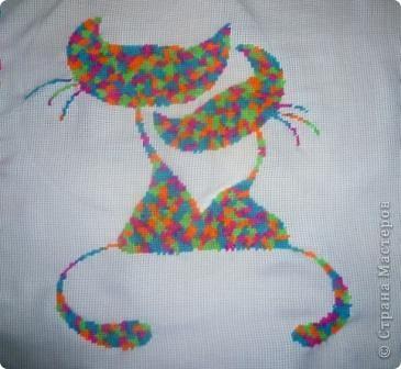 кот водолей из серии знаки зодиака от Маргарет Шерри фото 4