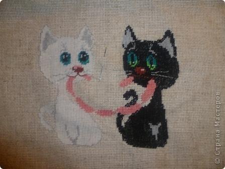кот водолей из серии знаки зодиака от Маргарет Шерри фото 3
