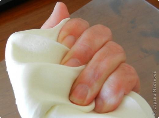Предлагаю приготовить холодный фарфор без термической обработки.ХОЛОДНЫЙ,ТАК ХОЛОДНЫЙ!!!  фото 13
