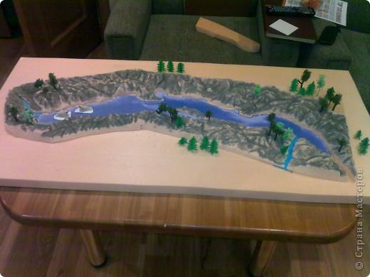 Вот и озеро, окруженное горами. фото 3