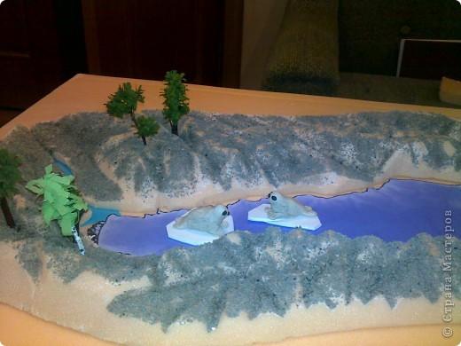 Вот и озеро, окруженное горами. фото 4