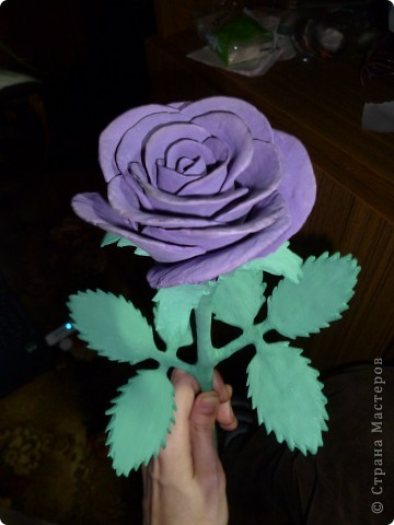 Роза на День Рождения  фото 2