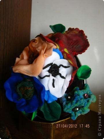 Продолжения кулонов, досточек и букетов. фото 5