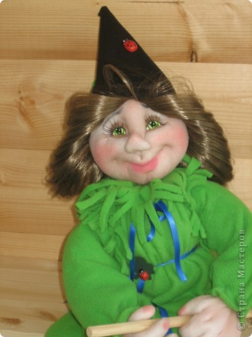 Между портретками пошилась ведьмочка :))) фото 1