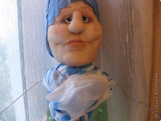 Тетушка Глафира (фигурка для сада) фото 9