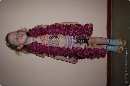 у всех шарфики а у нас костюмы для танцев фото 2