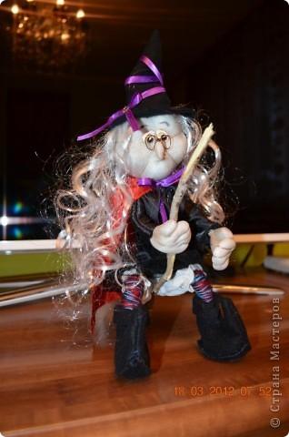 ведьмочка в другом стиле фото 1