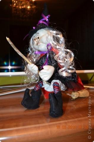 ведьмочка в другом стиле фото 4