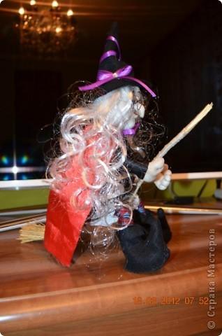 ведьмочка в другом стиле фото 3