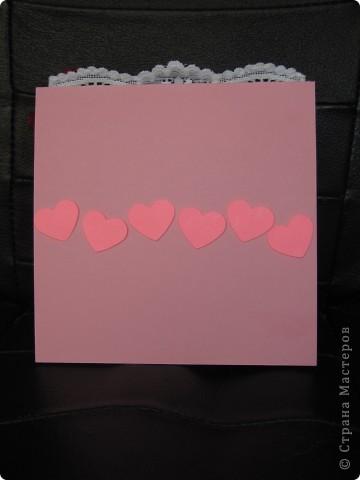 Вот она, моя красавица!))Сделала ее довольно быстро и с удовольствием)) Первый раз использовала бархатную бумагу (ярко-красного цвета) - очень понравилось. фото 4