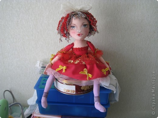 Кукла Клава фото 2