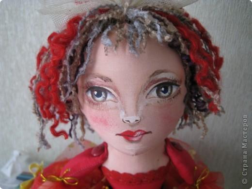 Кукла Клава фото 1