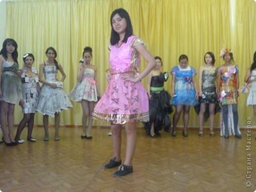 """В нашей школе было проведено внеклассное мероприятие по технологии: """"Театр моды из нетрадиционных материалов"""" фото 27"""