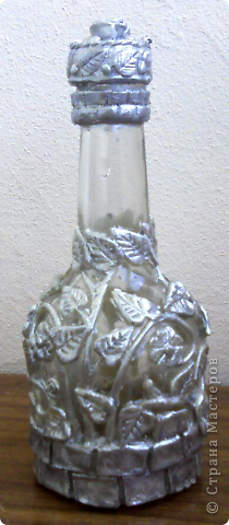 Эксперименты с бутылкой фото 1
