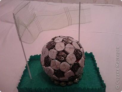 Футбольный мяч  фото 1