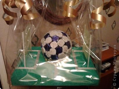 Футбольный мяч  фото 3