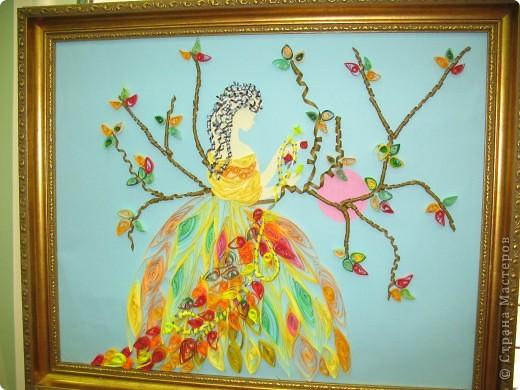Нашла фотографии с очередной выставки, которая проходила в г. Краснодаре. Решила показать... Эта икона вышита ребятами на уроках по бисероплетению.  фото 6