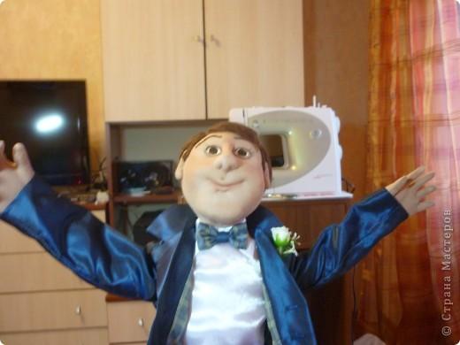 Тили - тили тесто, Жених и Невеста!!! фото 3