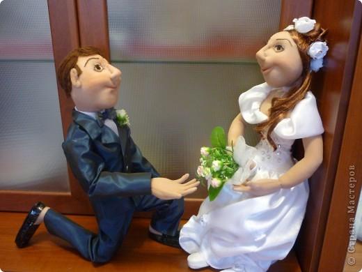 Тили - тили тесто, Жених и Невеста!!! фото 6