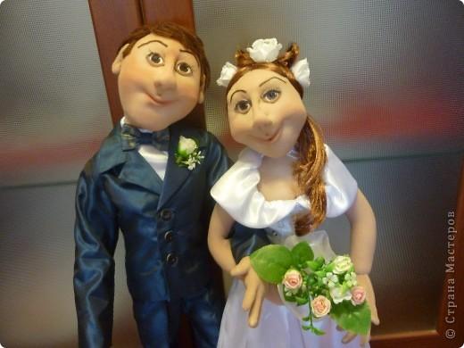 Тили - тили тесто, Жених и Невеста!!! фото 8