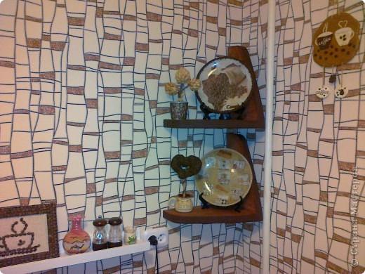 """Кофейные часы в мою """"кофейную"""" кухню. фото 2"""