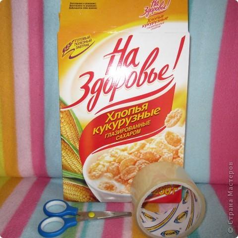 Вот так играет Анюта с новой игрушкой.. взята она с сайта http://madebyjoel.com/2010/06/cereal-box-marble-run.html там есть есть еще интересная игрушка  аквариум.. фото 2