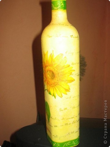 Это бутылочка для святой воды, я сделала её для старинной подруги))) фото 4