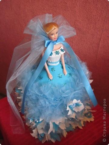 Кукла готовилась в подарок девочке. фото 1