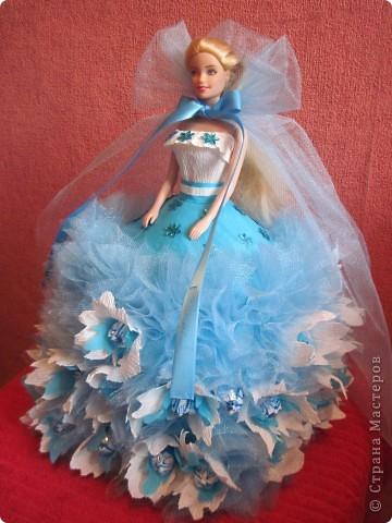 Кукла готовилась в подарок девочке. фото 2