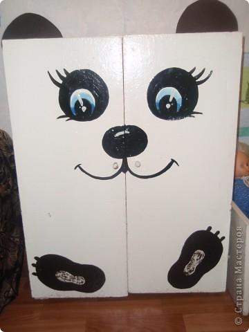 шкаф-панда фото 1