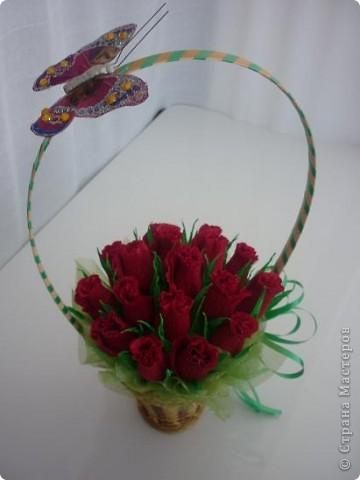 Маленькие букетики к майским праздникам фото 2