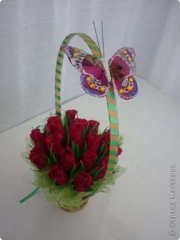 Маленькие букетики к майским праздникам фото 3