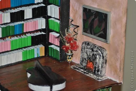 """Вот такую комнату делали с младшей дочкой для школьного проекта """"Комната моей мечты"""" фото 2"""