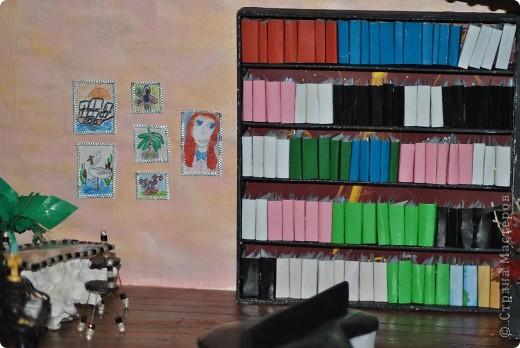 """Вот такую комнату делали с младшей дочкой для школьного проекта """"Комната моей мечты"""" фото 6"""