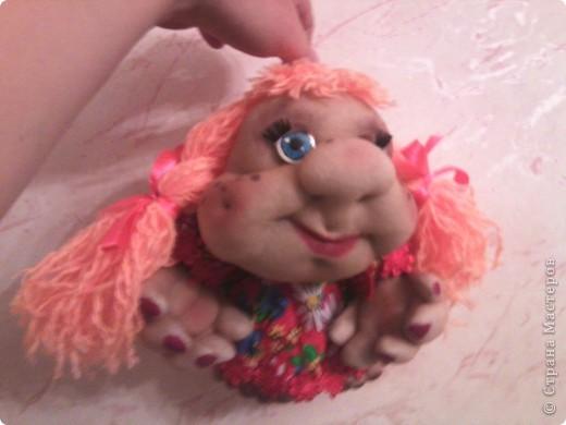 Кукла на удачу)))
