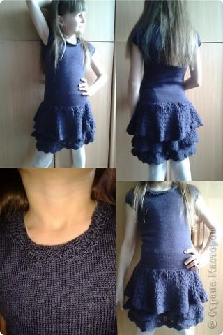 Платье для дочуры