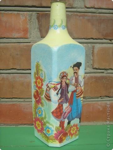 эту большую бутылю оставила дома, и нам пригодится фото 3