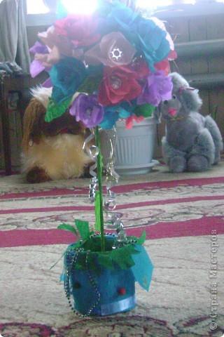 Цветочное дерево=) фото 1