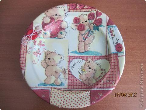 сама тарелка фото 1