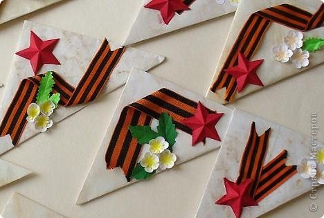 Эти открытки сделаны учащимися 2-4 кл. Большое спасибо за идею и шаблоны annalita  http://stranamasterov.ru/node/355738?c фото 2