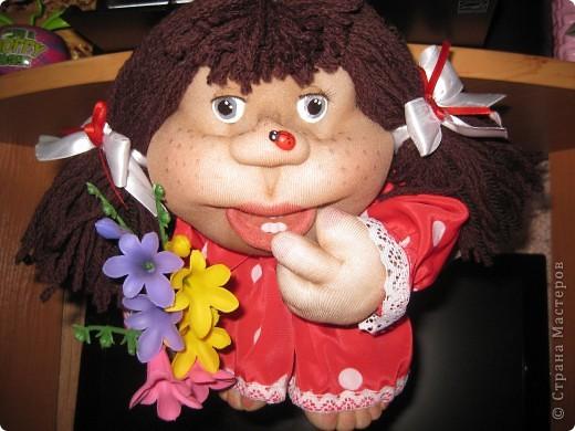 моя новая кукляшка фото 1