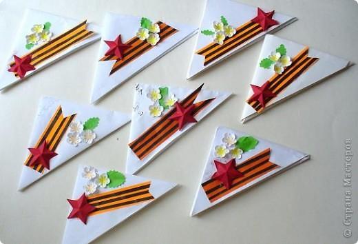 Эти открытки сделаны учащимися 2-4 кл. Большое спасибо за идею и шаблоны annalita  http://stranamasterov.ru/node/355738?c фото 5