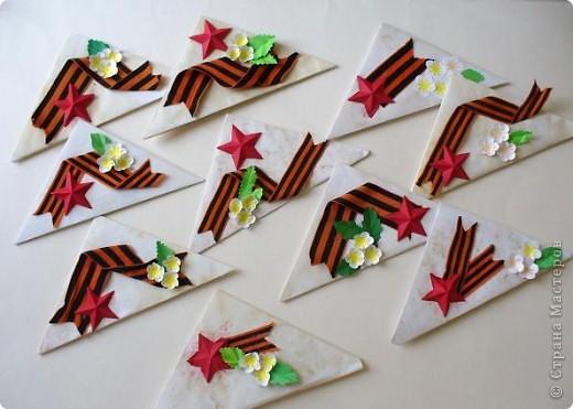 Эти открытки сделаны учащимися 2-4 кл. Большое спасибо за идею и шаблоны annalita  http://stranamasterov.ru/node/355738?c фото 1